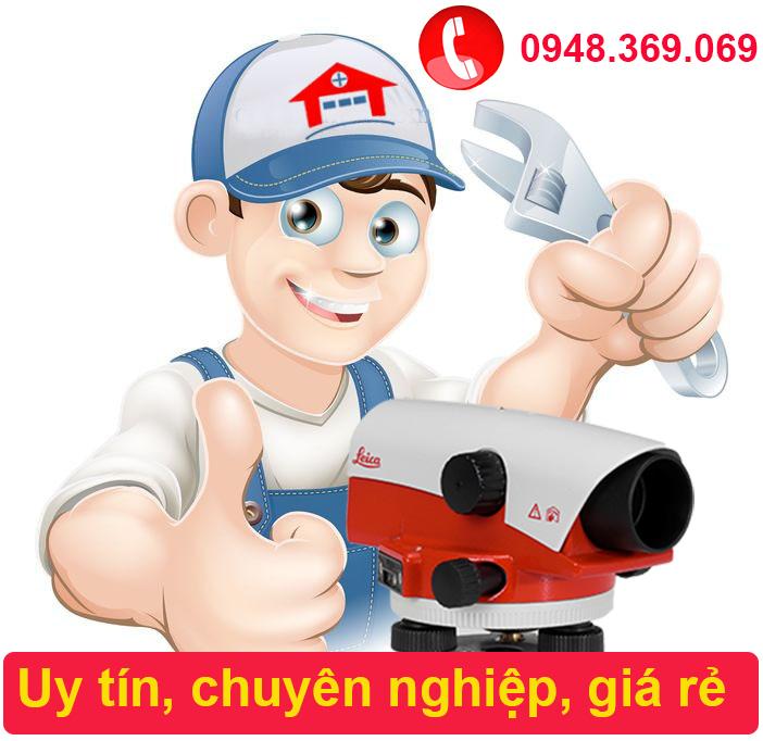 Sửa máy thủy bình tại Bắc Ninh