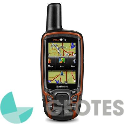 Đo lưu điểm trong máy GPS cầm tay