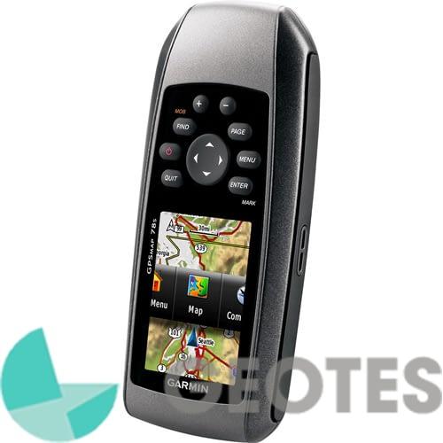 Chức năng dẫn đường của máy GPS Garmin Cầm tay