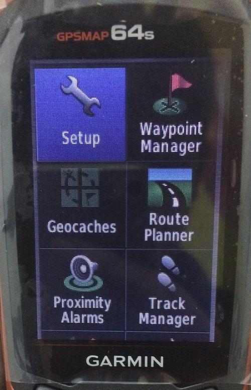 Cài đặt vn2000 cho GPS cầm tay